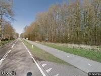 Politie naar Leemringweg in Kraggenburg vanwege ongeval met letsel