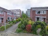 112 melding Ambulance naar Roerdompstraat in Sliedrecht