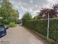 112 melding Ambulance naar Velgertstraat in Boxmeer