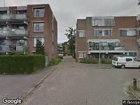 112 melding Ambulance naar Baarnhoeve in Vlaardingen