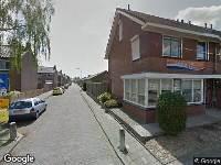 112 melding Ambulance naar Julianastraat in Langerak