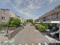 112 melding Ambulance naar Klipper in Alphen aan den Rijn