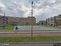 Ambulance naar Dr. Willem Dreesplein in Schiedam