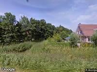 112 melding Ambulance naar Polder Klinkerland in Nieuwe-Tonge