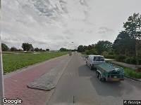 Ambulance naar Zuidkade in Boskoop