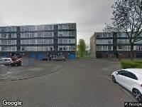 112 melding Ambulance naar Zonnebloemstraat in Zwijndrecht