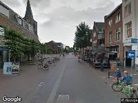 112 melding Ambulance naar Dorpsstraat in Bennekom