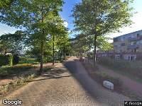 Ambulance naar Boezemlaan in Boskoop