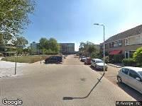 112 melding Ambulance naar Poolsterstraat in Alphen aan den Rijn