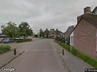 112 melding Ambulance naar Komweg in Gemert