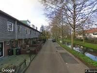 Ambulance naar Halmstraat in Purmerend