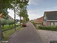 112 melding Ambulance naar Dorpsstraat in Jisp