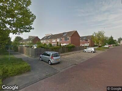 Politie naar Schaepmanstraat in Goes vanwege letsel
