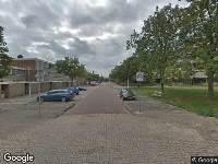 Brandweer naar Turkooislaan in Leiden vanwege een buitenbrand