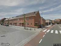 Brandweer naar De Cordesstraat in Hoek van Holland vanwege een buitenbrand