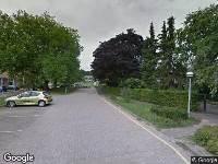 112 melding Ambulance naar Hendrik van Poelwijcklaan in Bennekom