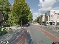 112 melding Besteld ambulance vervoer naar Dorpsstraat in Harskamp