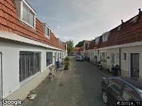 Brandweer naar Billitonstraat in Zwolle