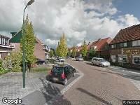Ambulance naar Wilhelminastraat in Hardinxveld-Giessendam
