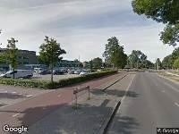 112 melding Brandweer naar Develsingel in Zwijndrecht
