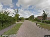 Brandweer naar Dokter Wilminkstraat in Zuid-Scharwoude vanwege brand
