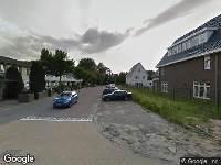 Brandweer naar Piet de Winterlaan in Amstelveen vanwege brand