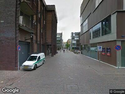 Ambulance naar Waldenlaan in Amsterdam