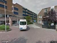 112 melding Ambulance naar Fidelio in Capelle aan den IJssel