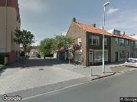 112 melding Brandweer naar Willem Barentszstraat in Den Helder