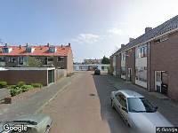 112 melding Ambulance naar Wielingenstraat in Den Helder
