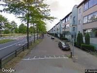 112 melding Brandweer naar Sluitersveldssingel in Almelo