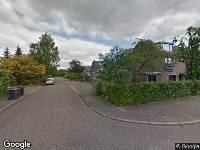 Brandweer naar Klarissenstraat in Amersfoort