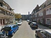 Ambulance naar Bunsenstraat in Amsterdam