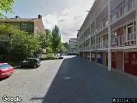 Brandweer naar Sandhorst in Amsterdam vanwege wateroverlast
