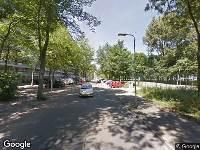 112 melding Ambulance naar Mozartlaan in Delft