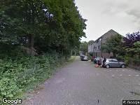 Brandweer naar Jan Jelles Hofleane in Leeuwarden vanwege een buitenbrand