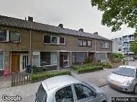 112 melding Brandweer naar Van Kleffenslaan in Utrecht vanwege verkeersongeval