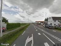 Brandweer naar M A Reinaldaweg in Benschop vanwege verkeersongeval