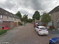 112 melding Ambulance naar Valkhof in Zwijndrecht