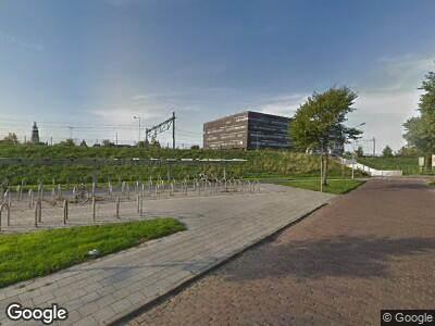 Ambulance en brandweer naar Segeerssingel in Middelburg vanwege brand