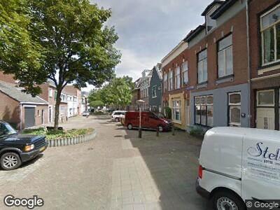 Ambulance naar Van Goorstraat in Breda