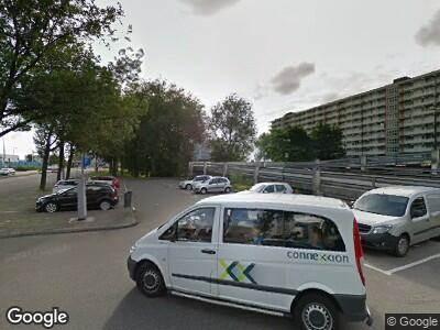 Ambulance naar Hoogoord in Amsterdam