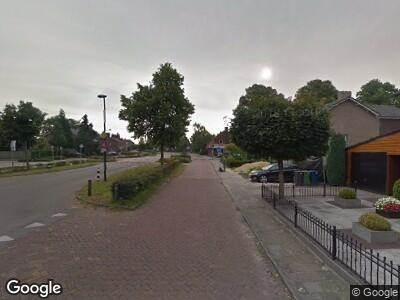 Ambulance naar Wijbosscheweg in Schijndel