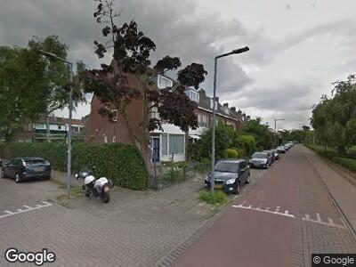 Brandweer naar Meidoornsingel in Rotterdam vanwege brand