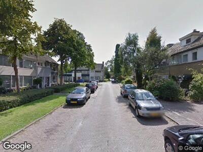 Ambulance naar Hofwijkstraat in Breda
