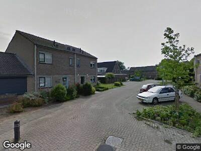 Ambulance naar Wethouder Verrietstraat in Ooij