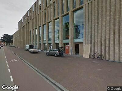 Brandweer naar Weiersstraat in Assen