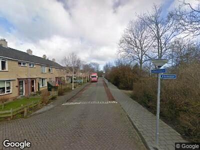 Ambulance naar Populierenlaan in Wieringerwaard