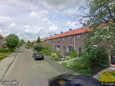 Ambulance naar Schoenerstraat in Nieuw-Lekkerland