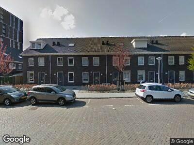 Brandweer naar Statenjachtstraat in Amsterdam vanwege brand